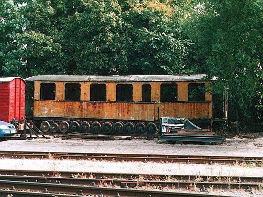 Wagen 970-809 in Putbus