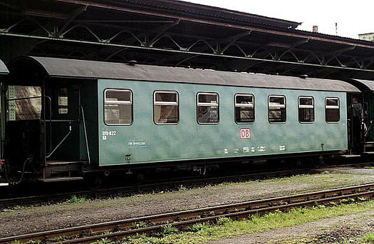 Wagen 970-822 als Rekowagen in Freital-Hainsberg