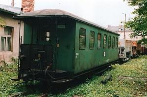 Wagen 970-823 in Zittau