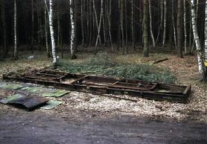 Rahmen des 971-304 in Detershagen