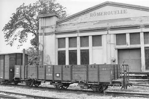 ÖBB Ol/s 72 603, Aufnahme vom 23.10.1997 in Obergrafendorf (Mariazellerbahn) - Photo: Dr. Markus Strässle