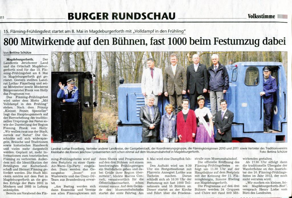 (Volksstimme/Burg 06.04.2011)