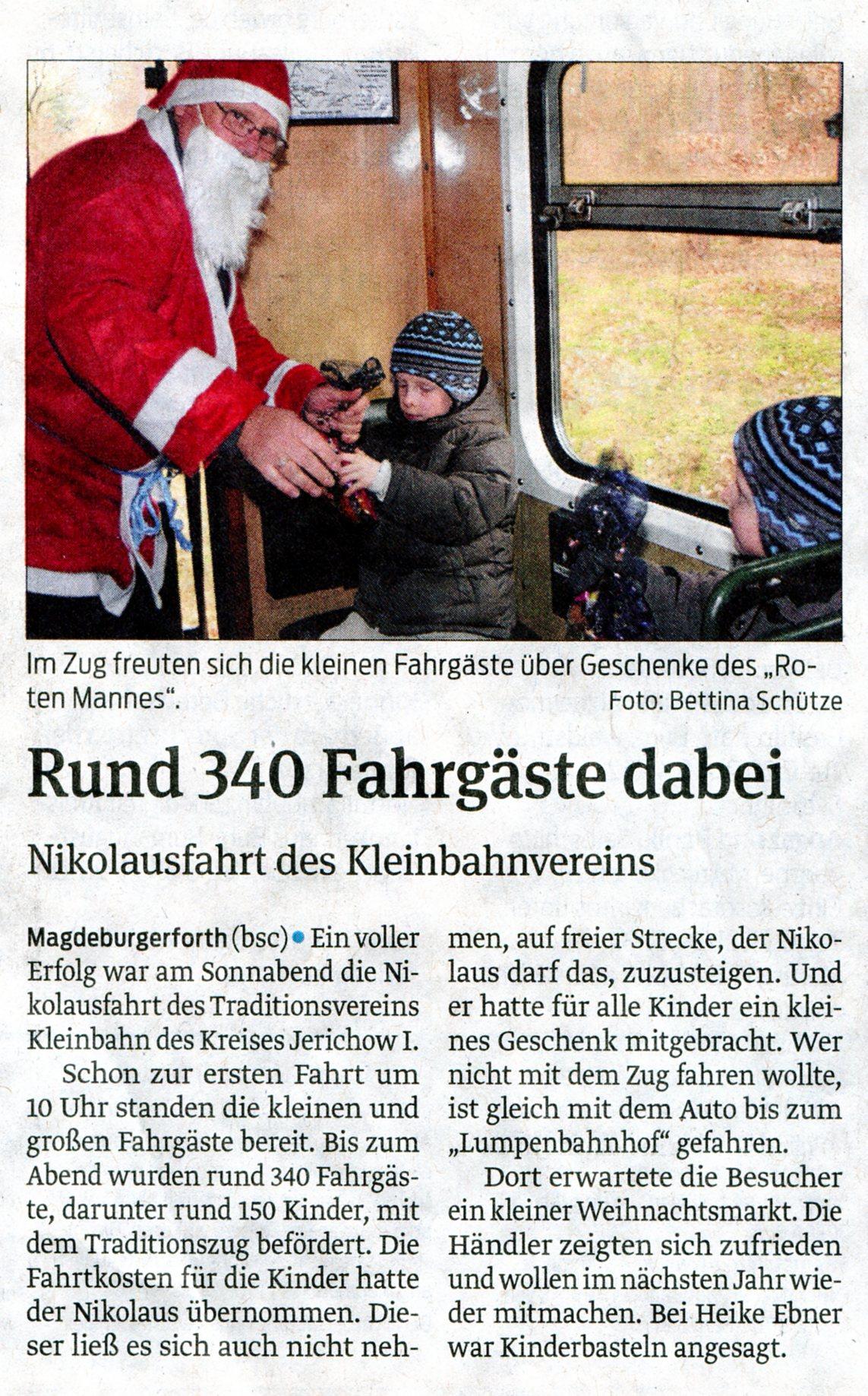 (Volksstimme/Burg 12.2011)