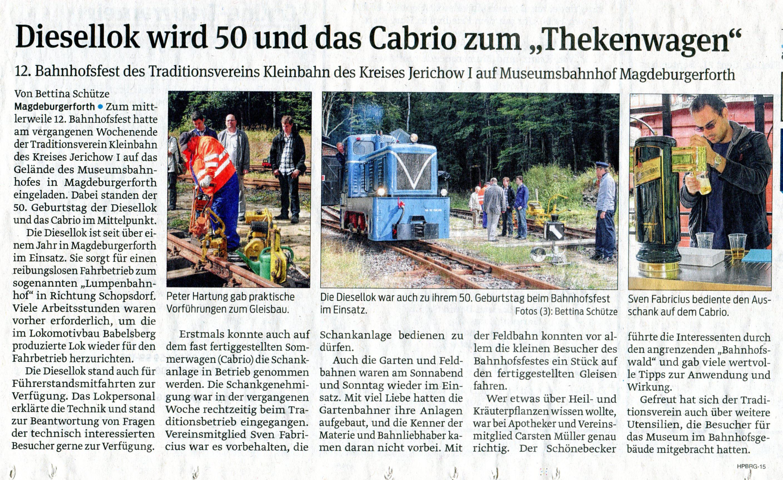 (Volksstimme/Burg 18.09.2012)