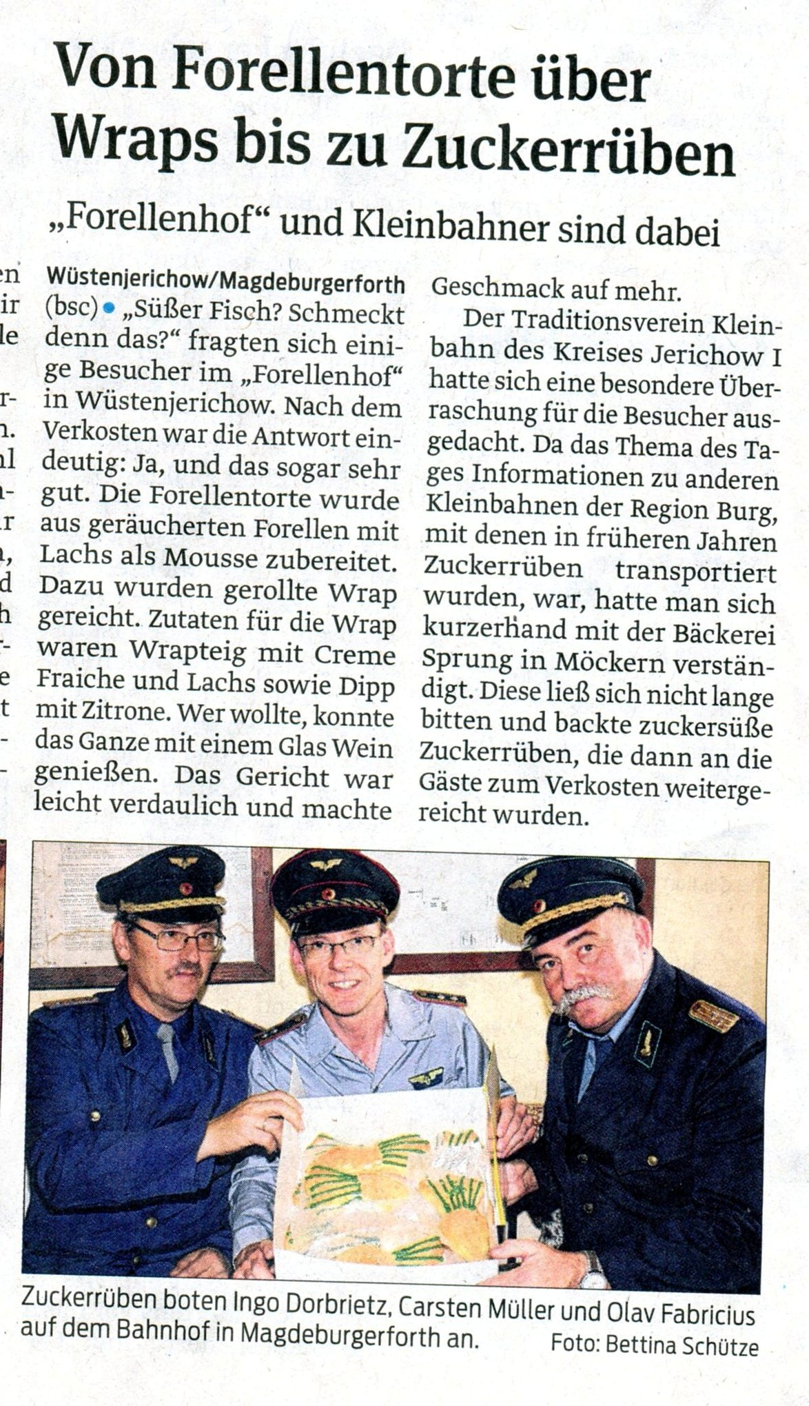 (Volksstimme/Burg 22.10.2012)