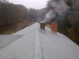 neue Dachfläche