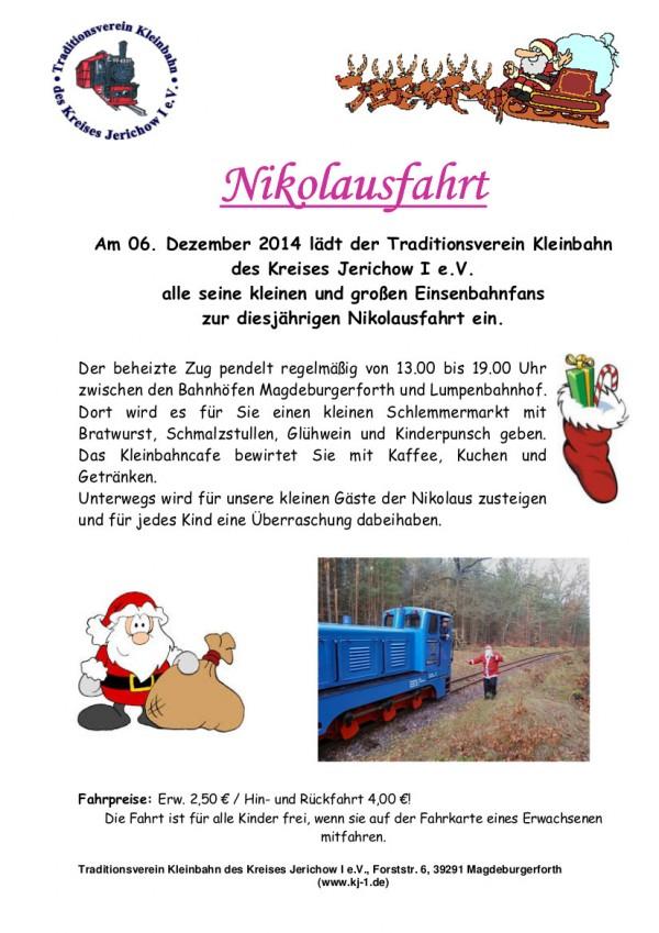 Nikolausfahrt2014
